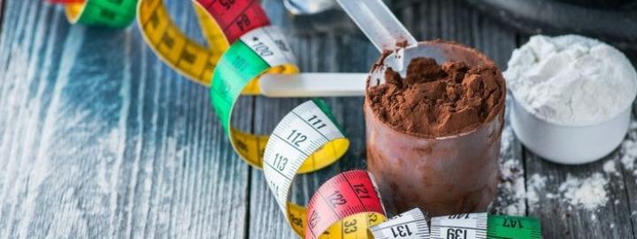 maaltijdvervangers en proteineshakes
