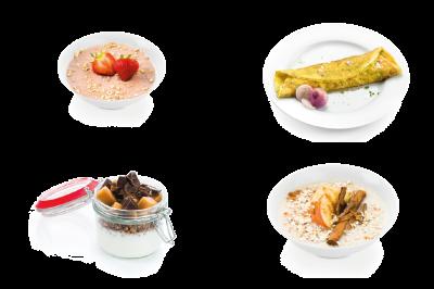 Ontbijt pakket (10 zakjes)